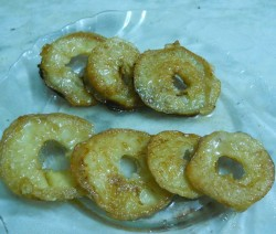 Apple Jalebi