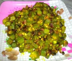 Bhindi ki Sabji