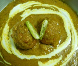 Egg Malai Curry