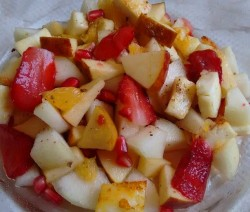 Paneer Fruits Salad