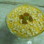 Cold Mango Masti or Mango Banana Shake