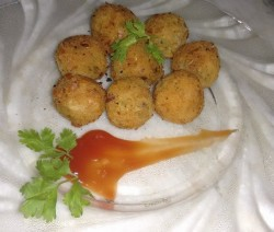 Crispy Potato Ball