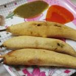 Hyderabadi Mirchi Bhaji