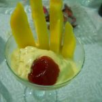 Fresh Mango Ice -Cream
