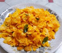 Corn Poha Namkeen