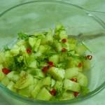 Cumcumber Chilli Salsa