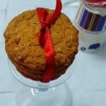 Honey Oatmeal Cookies