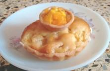 Mango Almond Tart