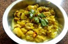 Soya Chunks Sabji