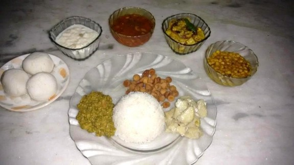 Jamai Sasthi Special Thali
