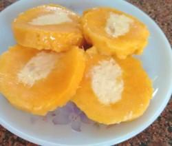 Kulfi Stuffed Mango