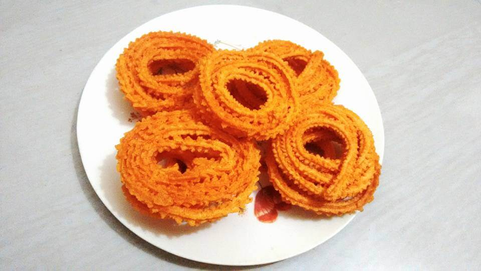 Chakli or Murukku Recipes
