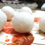 White Coconut Ladoo