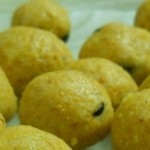 Moong Dal Laddu