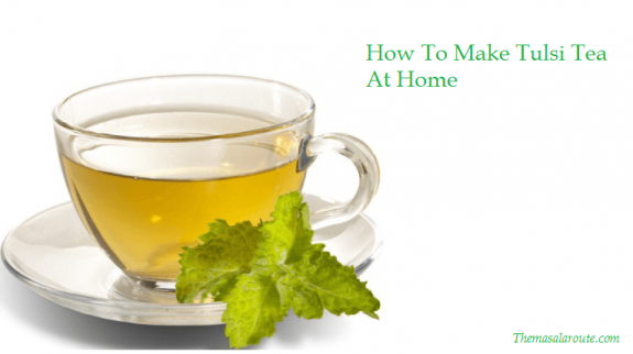 How to Make Tulsi Tea