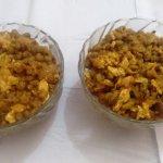 Bengali Egg Tarka Daal