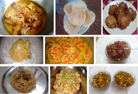 Poila Biasakh Special Recipes