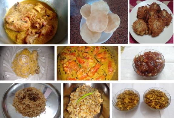 Poila Biasakh Special Recipes