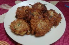 Postor Bara (Poppy Seed Fritters)