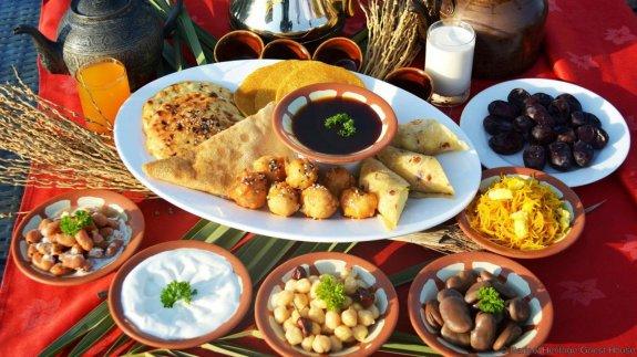 Emirati & Indian Cuisine