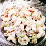 Honey Dijon Mustard Macaroni Salad