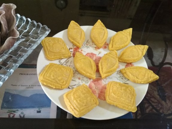 Mango Sandesh or Aam Sandesh