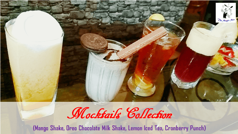 Mocktails Collection